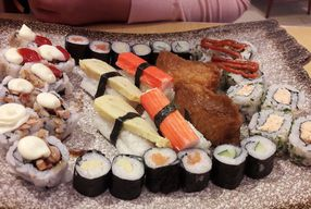 Foto Sushi Kiosk