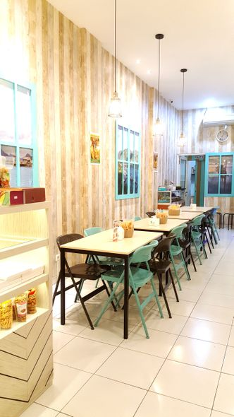 Foto Interior di Kedai Khas Natuna