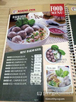Foto review Bakso JWR oleh Kuliner Sama Agam 7