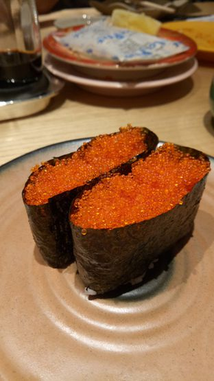 Foto 6 - Makanan(tobiko gunkan) di Sushi Tei oleh maysfood journal.blogspot.com Maygreen