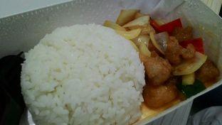 Foto 2 - Makanan(Orange chicken rice bowl) di Rice Bowl oleh T Fuji Hardianti