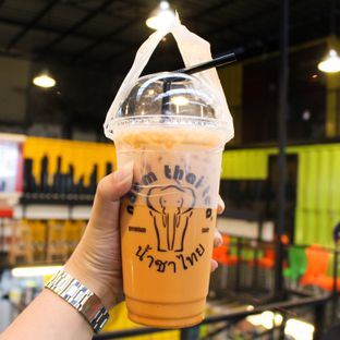 Foto - Makanan(Thai Iced Tea) di Naam Thai Tea oleh Christine Lie #FoodCraverID