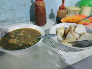 Foto review Bakso Kikil SJDW Cak Kayun oleh Rayhana Ayuninnisa 1