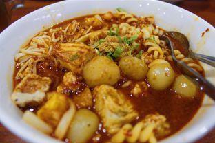 Foto 3 - Makanan(Level 5 & 7 Topping) di Seblak Jebred Bdg oleh Novita Purnamasari