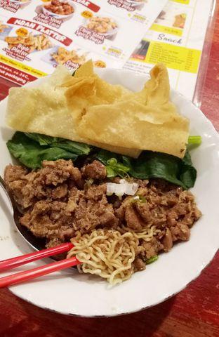 Foto - Makanan(bakmie ayam) di Waroeng Western oleh maysfood journal.blogspot.com Maygreen