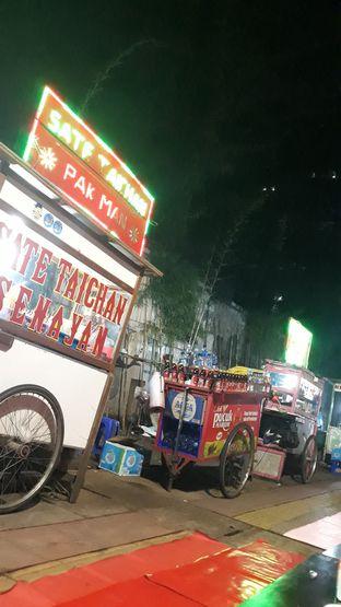 Foto 6 - Eksterior di Sate Taichan Pak Man oleh Maissy  (@cici.adek.kuliner)