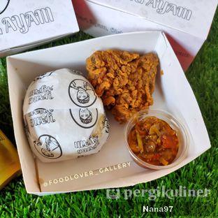 Foto 3 - Makanan di Yang Ayam oleh Nana (IG: @foodlover_gallery)