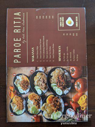 Foto review Paroe Ritja oleh Yunus Biu | @makanbiarsenang 2