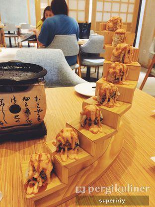 Foto 1 - Makanan(sanitize(image.caption)) di Okinawa Sushi oleh @supeririy