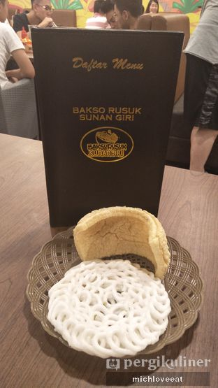 Foto review Bakso Rusuk Sunan Giri oleh Mich Love Eat 8