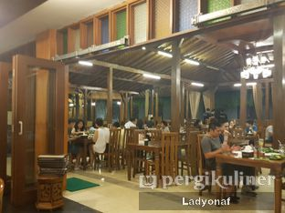 Foto 2 - Interior di Dapoer Pandan Wangi oleh Ladyonaf @placetogoandeat
