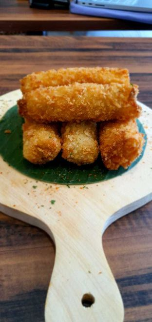 Foto 1 - Makanan(Risoles Rica Rica) di Baparapi Kopi oleh Erika Panigoro