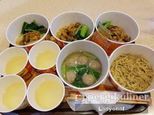 Foto 1 - Makanan di Bakmi GM oleh Ladyonaf @placetogoandeat
