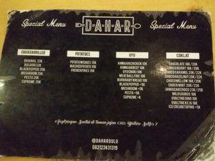 Foto 2 - Menu di Dahar oleh Nintia Isath Fidiarani