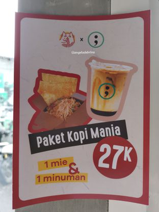 Foto review Mie Mantap Jaya oleh Angela Debrina 4
