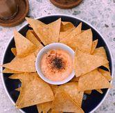 Foto Mentai Nachos di Raindear Coffee & Kitchen