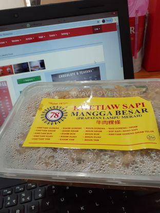 Foto review Kwetiaw Sapi Mangga Besar 78 oleh Lisaa ♡♡ 2