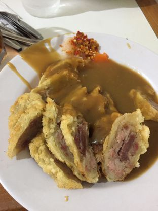 Foto 1 - Makanan di Ngo Hiang Asli Gg. Aut oleh Yohanacandra (@kulinerkapandiet)
