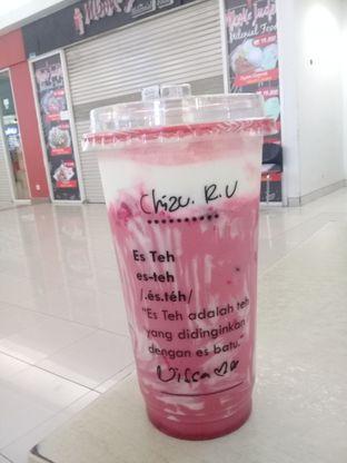 Foto review es.teh Indonesia oleh lisa hwan 3