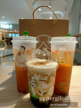 Foto review R&B Tea oleh JC Wen 2