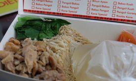 Bakmi Kane - Noodle & Dessert
