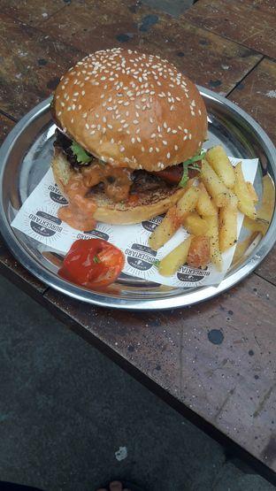 Foto 2 - Makanan di Burgertard oleh Nadia Indo