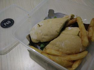 Foto 1 - Makanan di P&B Coffeeshop oleh thomas muliawan