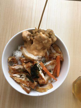 Foto 3 - Makanan(Chicken Bowl With Cheese Sauce) di Dino Bites oleh Vanessa Agnes
