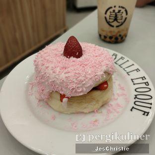 Foto 1 - Makanan(Strawberry Pancake) di Belle Epoque oleh JC Wen