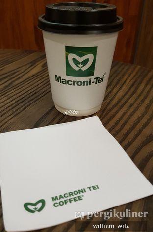 Foto 1 - Makanan di Macroni Tei Coffee oleh William Wilz
