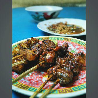 Foto Makanan di Sate Babi Dan Bakut Kapuk