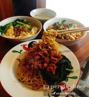 Foto 1 - Makanan di Bakmi Sombong oleh Fannie Huang  @fannie599