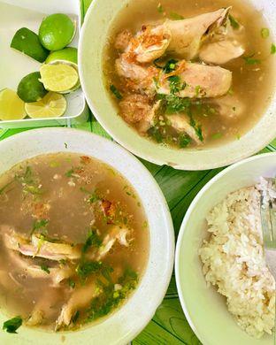 Foto review Sop Ayam Pak Min Klaten oleh denise elysia 1
