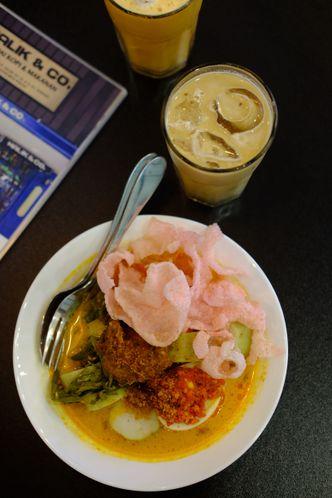 Foto Makanan di Malik & Co