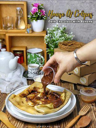 Foto 1 - Makanan di House of Crepes oleh Tasty Kuliner