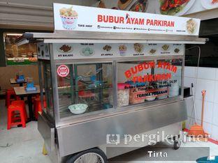 Foto review Bubur Ayam Parkiran oleh Tirta Lie 3