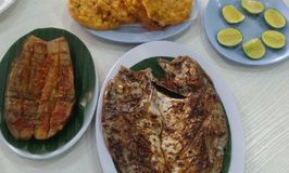 Ikan Bakar Manado