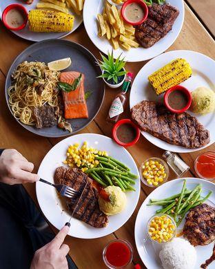 Foto 1 - Makanan di Pepperloin oleh @Sibungbung