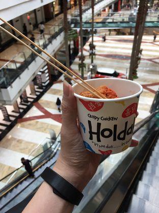 Foto 3 - Makanan di Holdak Crispy Chicken oleh Yohanacandra (@kulinerkapandiet)