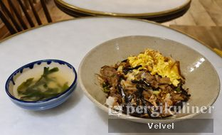 Foto 1 - Makanan(Gyu Tan Donburi ) di Sajiva Coffee Company oleh Velvel