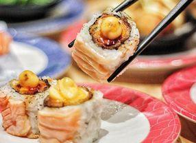Psst, Jangan Lakukan Hal Ini Ketika Menyantap Sushi!
