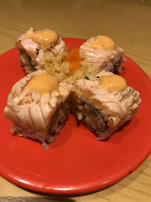 Foto 7 - Makanan di Sushi Tei oleh Vicky Angdi