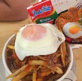 Foto Indomie Frites di Social Affair Coffee & Baked House