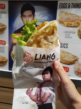 Foto 2 - Makanan di Liang Sandwich Bar oleh BiBu Channel