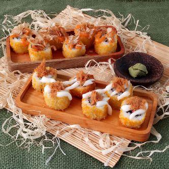 Foto Makanan di Sushi Rain