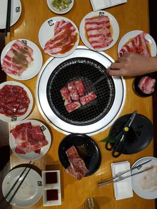 Foto 1 - Makanan di Gyu Kaku oleh Amrinayu