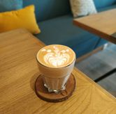 Foto Coffee Latte di Phos Coffee