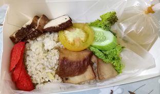 Foto 5 - Makanan(nasi hainam) di Alpukat Bistro oleh maysfood journal.blogspot.com Maygreen