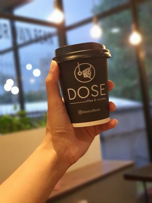 Foto review Dose Coffee & Eatery oleh Amrinayu  4