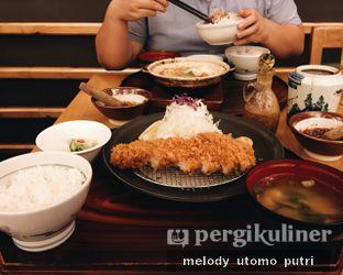 Foto 4 - Makanan(Pork Sirloin Katsu Set) di Katsutoku oleh Melody Utomo Putri